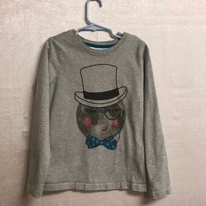 Girls Hanna Andersson Monocle Moon Shirt-130 (8)